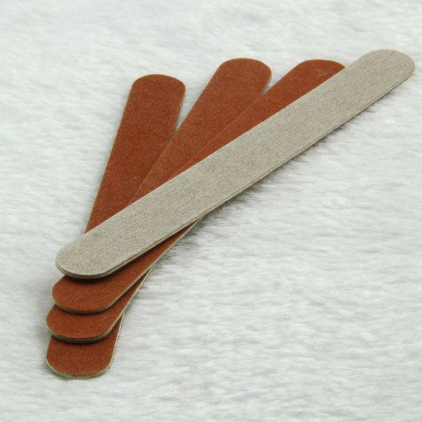 Thin Smooth Wooden Nail File - Buy Wooden Nail File,Nail File ...