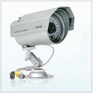 high power IR dot-matrix leds waterproof wireless CCTV camera