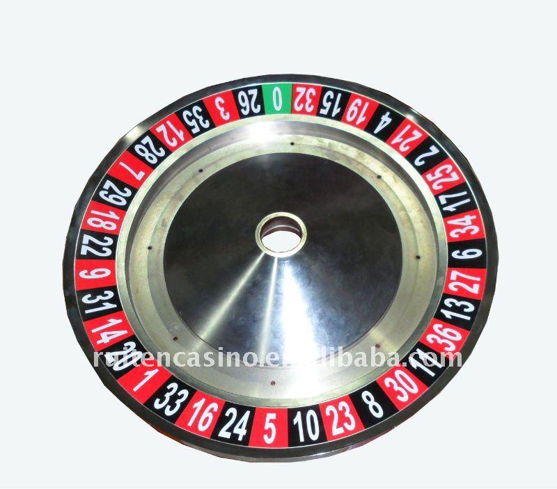 Buy a roulette wheel