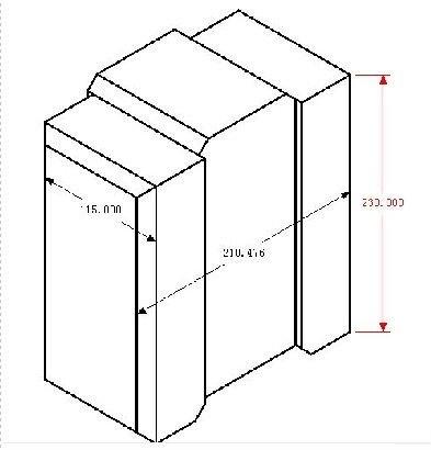 simple manual interlocking block machine SY-4