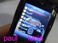 Unlocked Car Phone C618 similar to 977 GSM Dual SIM Luxury Mobile Phone