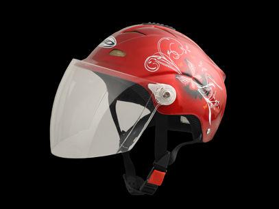 safety motor half face helmet/summer helmet HD-331