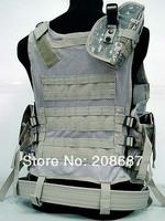 Защитная опора для спины ACU Tactical Vest