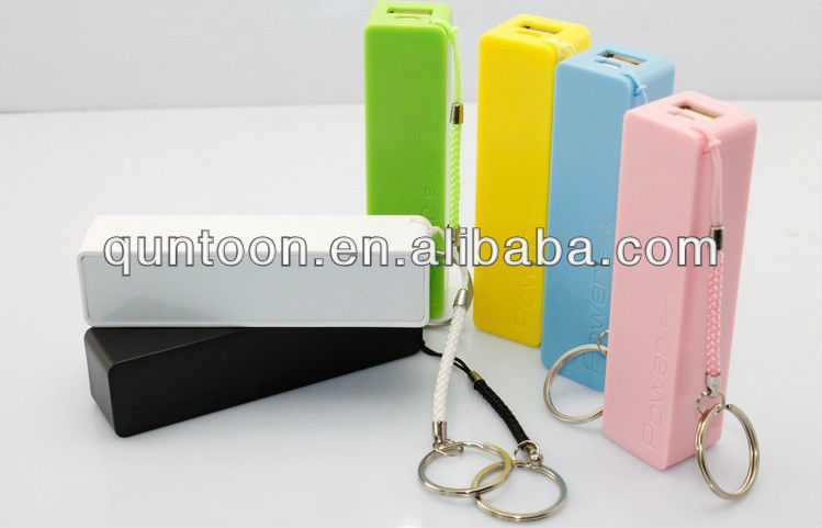 (Hot) Perfume 2600mAh Power Bank, Mobile Power Bank 2600mAh, Portable Power Bank 2600mAh
