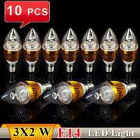 Светодиодный прожектор LED Light Factory 10 E14 6W /led Candle Candle light
