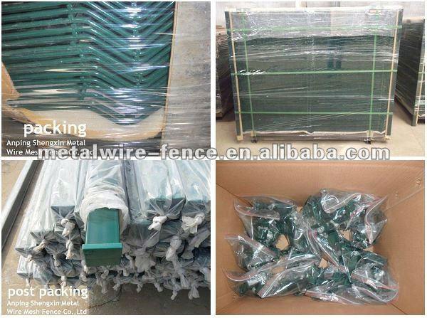 livestock metal fence panels