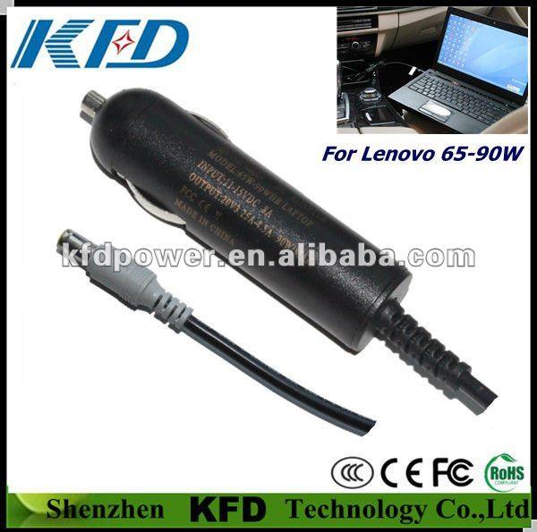 For Lenovo 12V 1.5A Mini Cargador de coche Portatil