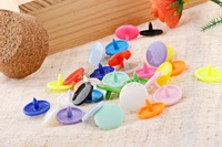 1000 sets T-3 KAM plastic Snap Buttons, snap fastener,press button,36 Colors for choice