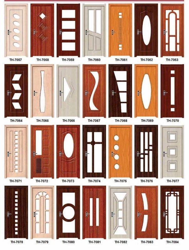 Pu peinture bois porte int rieure portes id de produit for Decoration porte interieur bois