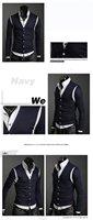 Мужской кардиган ALLFORYOU! Men's luxury sweater, Cheap coat with high quality, Fashion cardigans DWT188