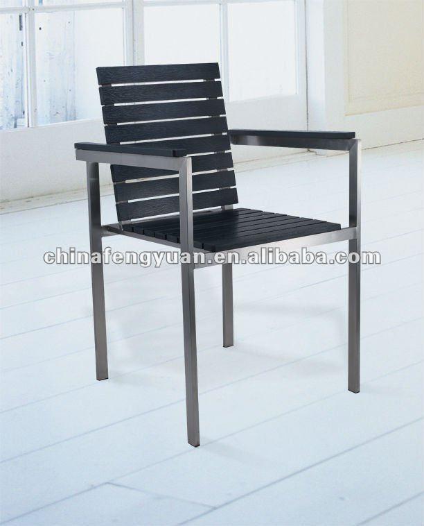 Muebles de Madera y Acero Muebles de Acero Inoxidable