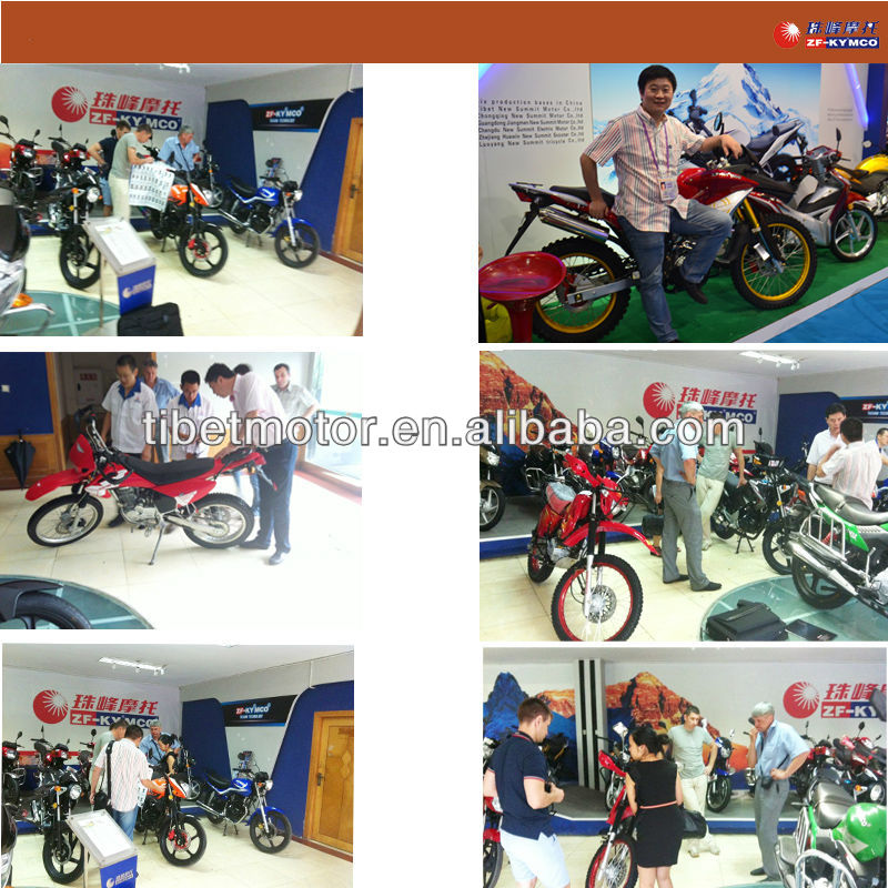 Hot-selling automatic cheap used dirt bikes ZF200GY-2A