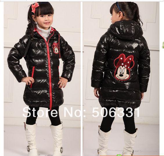 Модные куртки детские