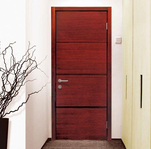 Pvc de madera plegable arco de las puertas interiores for Puertas de tambor modernas