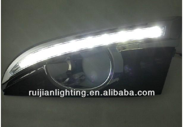 High Light LED DRL Daytime Running Light for Chevrolet Captiva