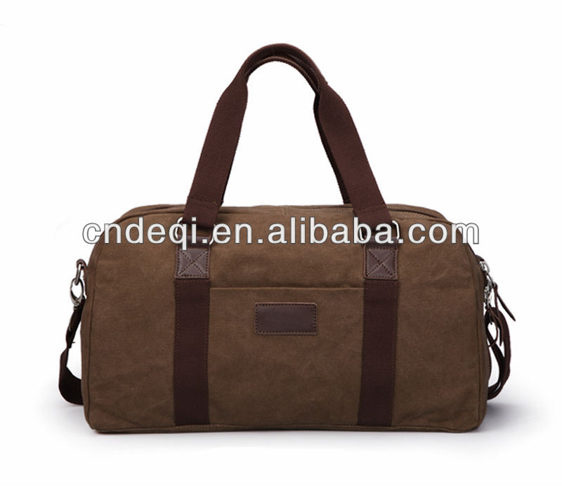 stylish large capacity canvas handbags, shoulder bags, travel bags