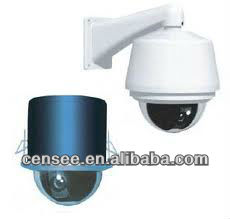 Outdoor/Indoor 22X Zoom 360 degree camera high speed camera