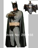 New arrive! zentai men batman costumes, halloween costumes for men ZZ2061