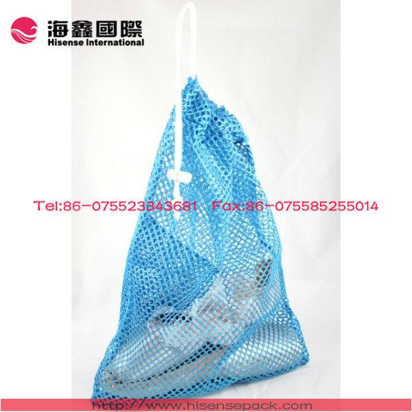 Hiking bag, sports mesh bag