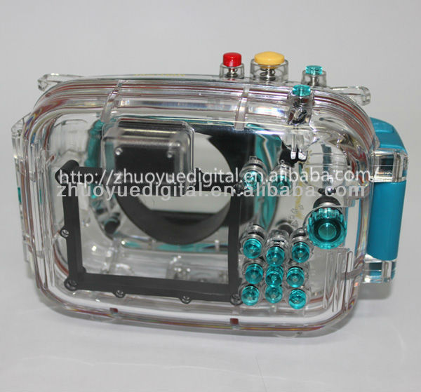 Hot Sale 10MM Newest Underwater Diving Housing Waterproof Camera Case For Nikon V1