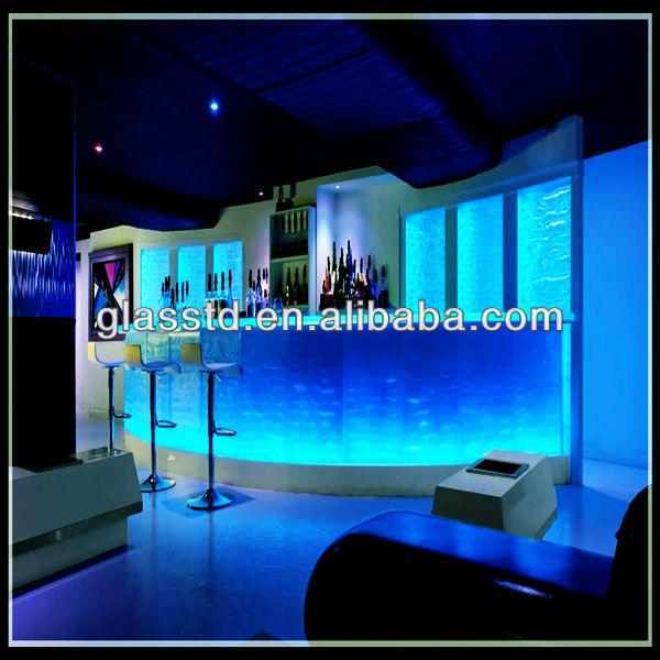 Commercial Modern Wine Mini Lighted Led Bar Counter For