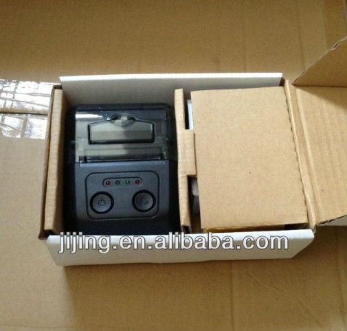 small size wireless bluetooth thermal mini printer