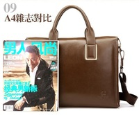 Wholesale good quality hot selling Men's Handbag,1 pc free shipping men handbag (8699-37)