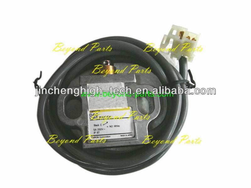 pc200-8 pc210-8 pc220-8 excavator radio control panel spare parts 7835-46-1006