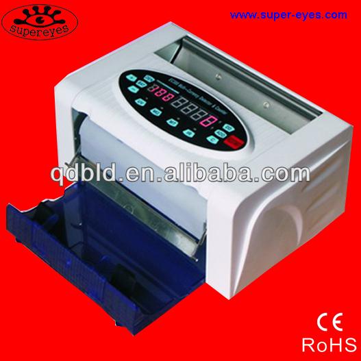 rupee counting machine