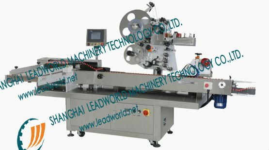 Most Popular of plastic bag labelling machine