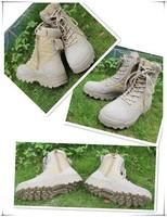 Сват пустынной боевой 7 «военной армии сапоги черные сапоги