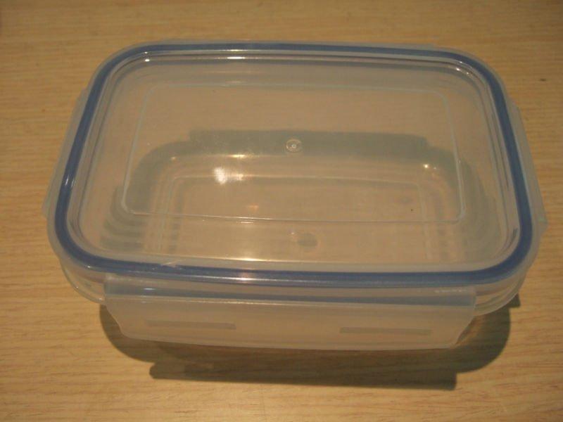 Custom plastic containers molding