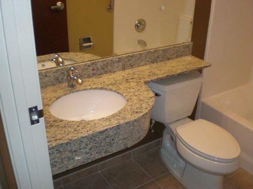 Luz santa Cecília Granito Balcão Da Cozinha topTampos de mesas, balcões e pe -> Cuba Banheiro China