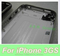 Replacement Housing Back Cover With Metal Frame Pre-assemblied For iPhone 3GS Black / White 16GB/32GB Grade A Free Shipping