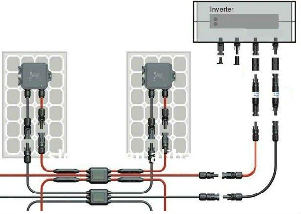 C ble solaire tuv 4mm2 6mm2 c ble d 39 alimentation lectrique id de produit 534719316 - Cable electrique 4mm2 ...