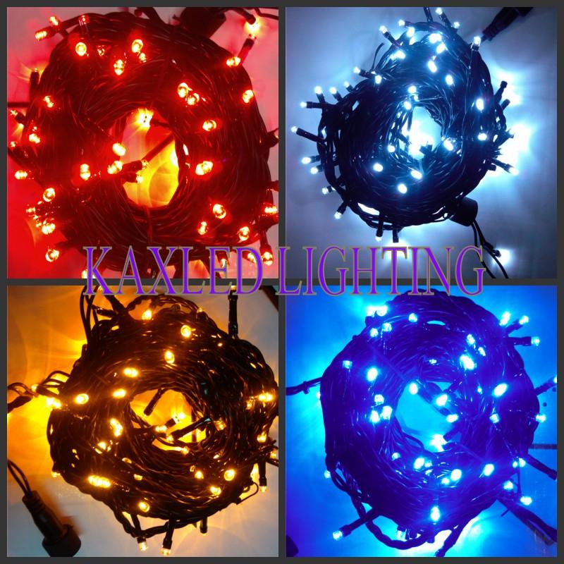 String Lights Outdoor Use : 12v 24v 110v 230v Connectable Extendable Outdoor Use Ip44 Led Fairy String Light Garland ...