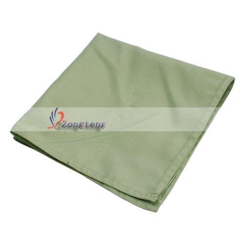 1 x Green Wedding Linen Napkins