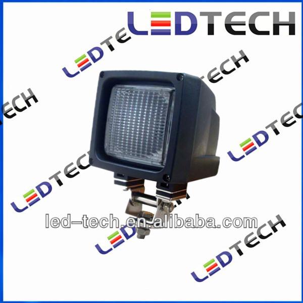 china led light 4'' 55w 3200lum hid work light china supplier