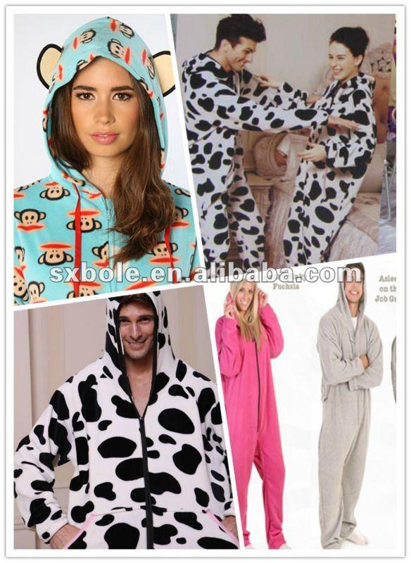 Adulte un pyjama peice
