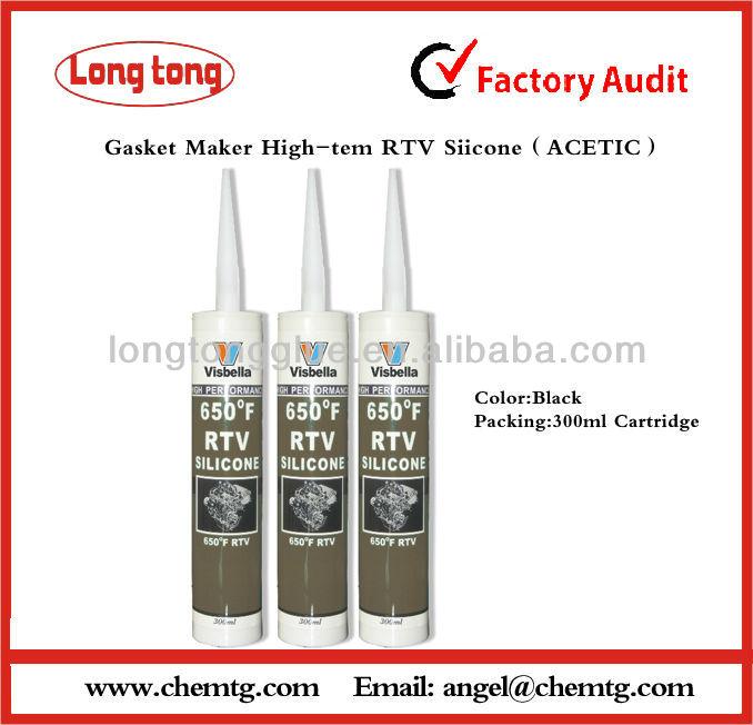 RTV silicone sealant