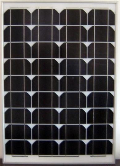 Wholesale 50W CE/TUV Monocrystalline photovoltaic Solar panel