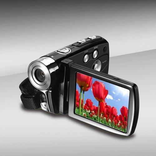 HD digital video camcorder 16.0 Mega Pixels, high quality