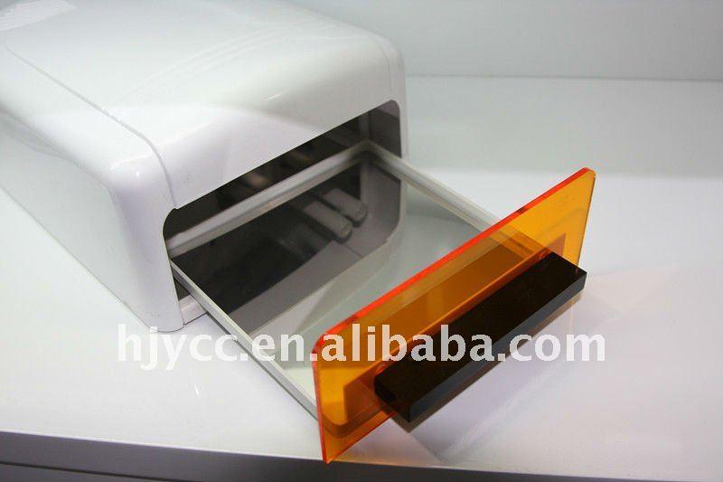 DENTAL MINI CURING LIGHT (2UVA Tubes) Dental Equipment