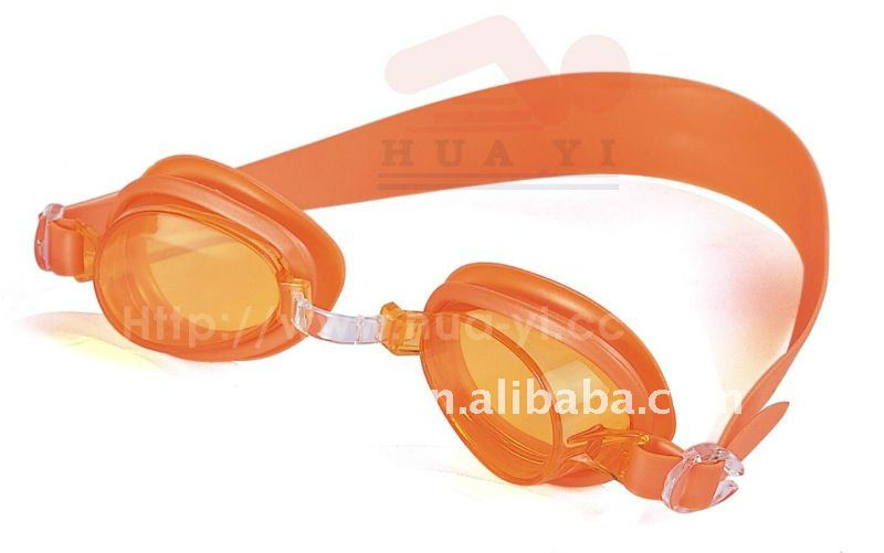 silicone swimming goggles for kids G706