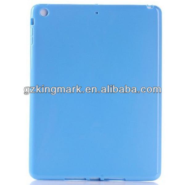 For New iPad 2 3 4 case, for mini ipad TPU case , Transparent TPU back cover for ipad mini