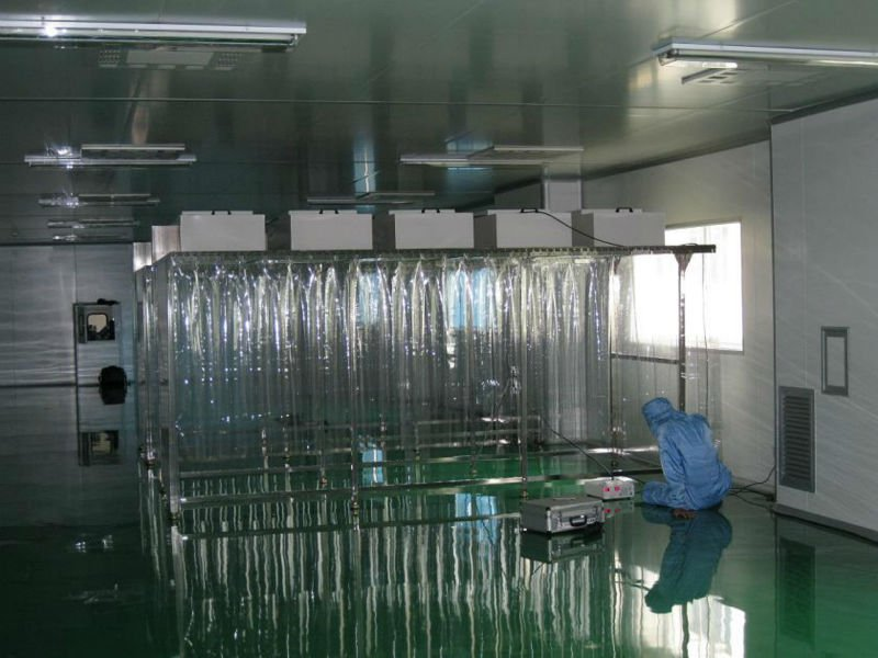 Class 100 HVAC System Clean room Clean booth