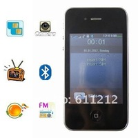 "Мобильный телефон hot selling 3.2"" I9 4G F8 touch screen dual sim"