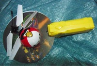 Infrared Bird helicopter magic rc toy flying  Never landing  IR sky 554-1-2-3