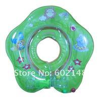 Надувной круг 2pcs/lot Baby Infant Neck Float Swim Ring baby collar