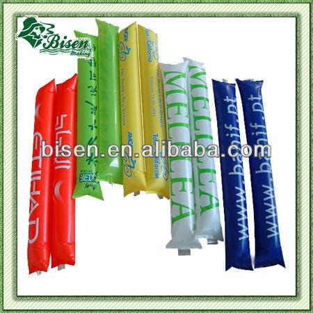 inflatable cheering sticks,Thunder Sticks,Bang bang sticks